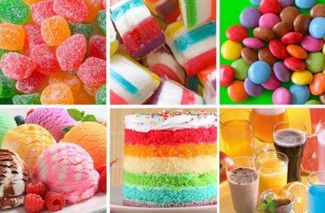 Food Colours – Why Do We Need Them?