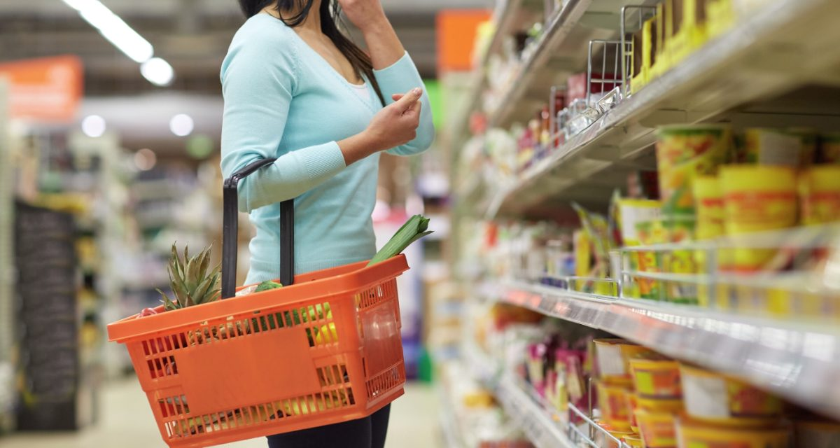 Five top trends in food and beverage consumption and consumer behaviour