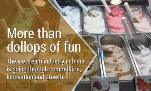 Ice Cream: More Than Dollops of Fun