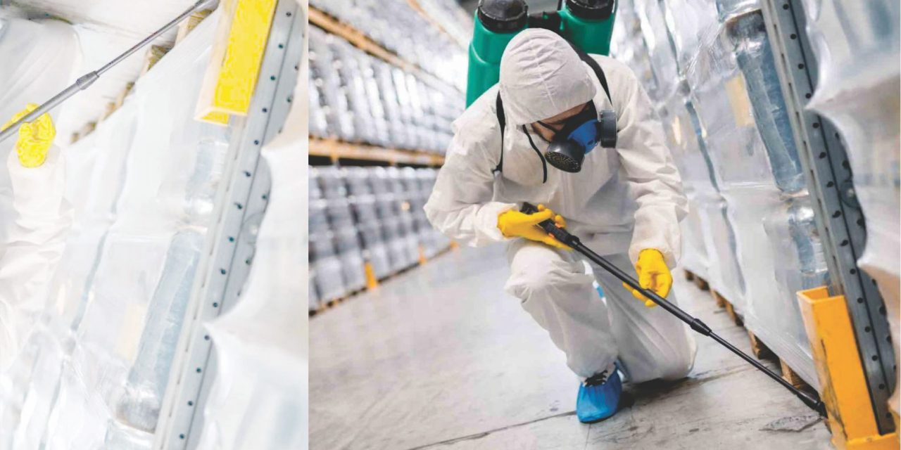 Pest Control A Must pre-requisite for Food Business Operators