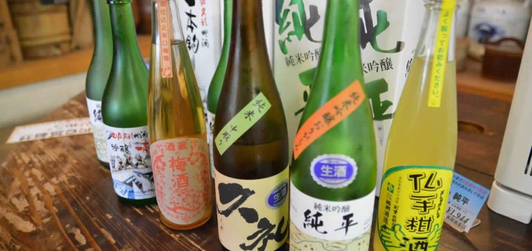 Mohua distilled alcoholic beverages