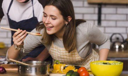 Mechanism of Taste Perception of Foods