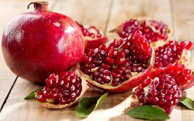 Pomegranate: A Wonder Fruit