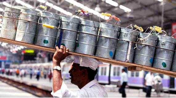 'Six Sigma' performance rating for Mumbai Dabbawalas
