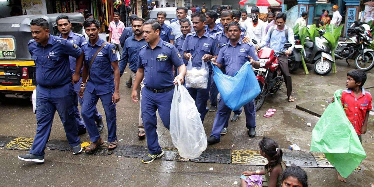 No Plastics, you are in Maharashtra