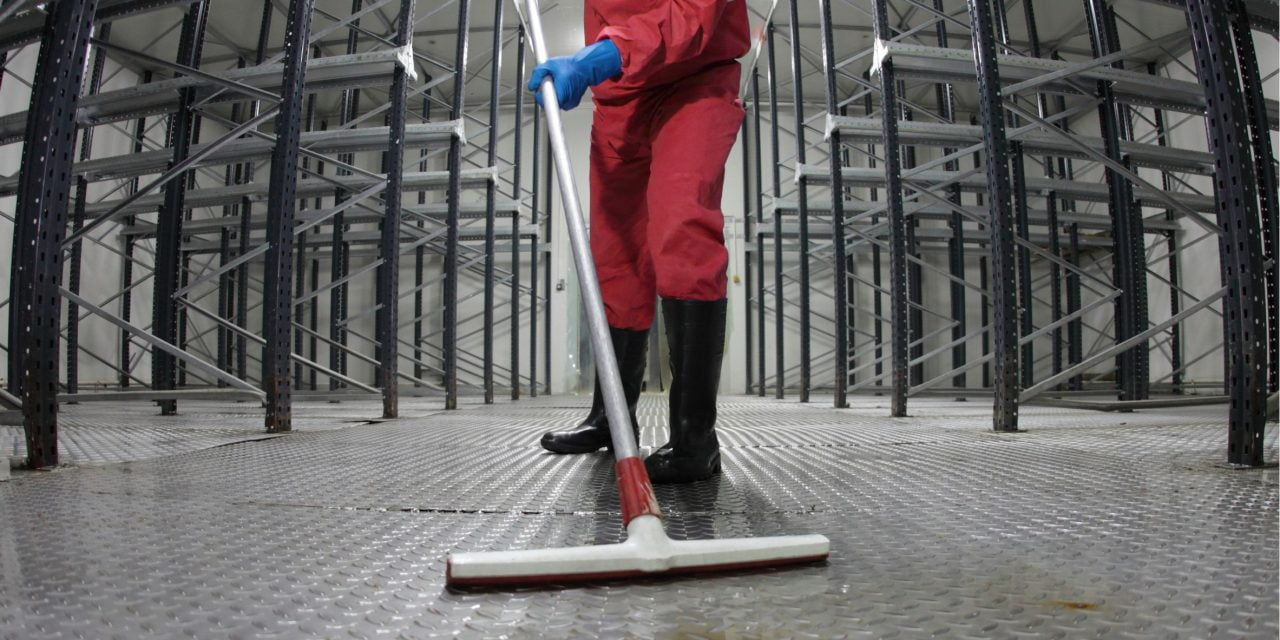 Cleaning and Sanitation – A Key to Avoid Contamination