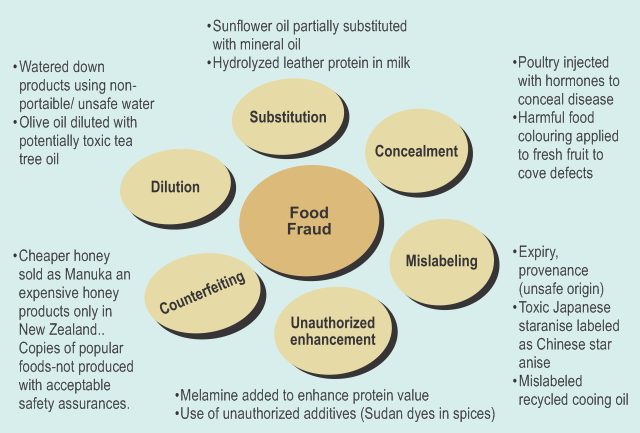 Food Fraud Elements
