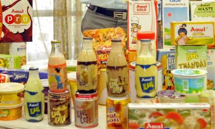 Amul Readies to Invest Rs 1,500 Cr.