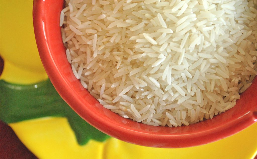 India applies for exclusive GI tag to Basmati rice