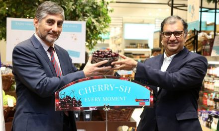 Cherries from Chile promoted for the first time in India