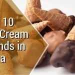 Top 10 ice cream brands in India