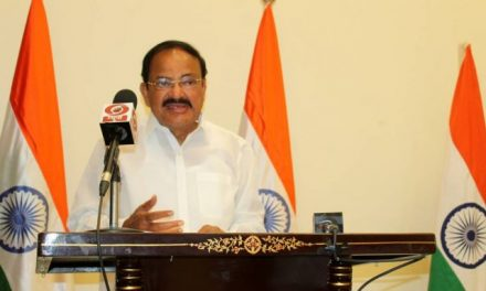Vice President called for changing focus from 'food security' to 'nutrition security'