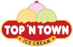 top'n town ice cream