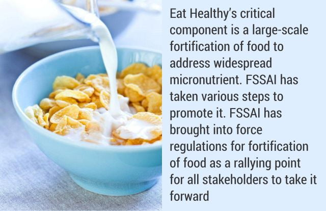 food fortification to end Malnutrition