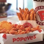 Popeyes coming to India