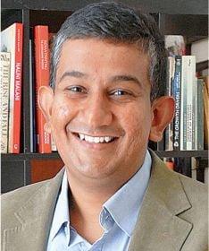Sudhir Sitapati of Hindustan Unilever