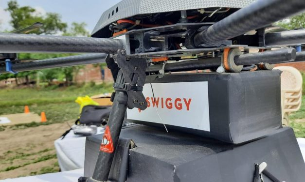 Trials For Food Delivery Drones Okayed for Swiggy, ANRA