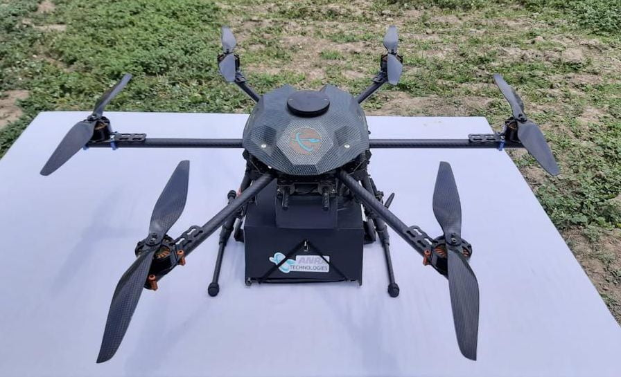 ANRA Drone Delivery India3