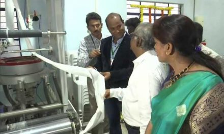 DRDO launched biodegradable packaging