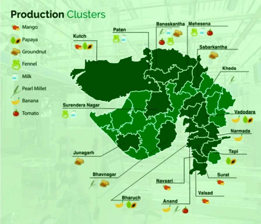Food Processing Sector in Gujarat