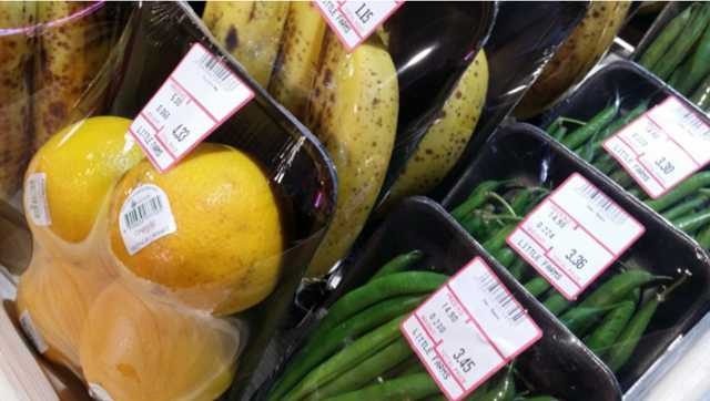Barcoding in Food Products