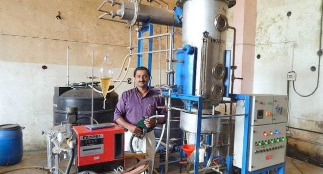 biodiesel from poultry waste