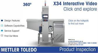 Mettler Toledo X34